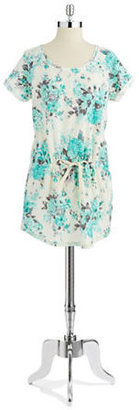 Jessica Simpson Floral Shift Dress