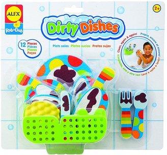 Alex Bath Dirty Dishes
