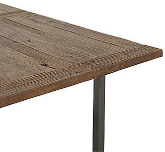 "JCPenney Elm 72"" Reclaimed Wood Dining Table"