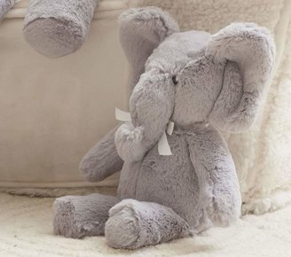Pottery Barn Kids Elephant Plush Play Mat