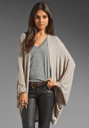 Lauren Moshi Isla Mini Crosses Sweater Cardigan