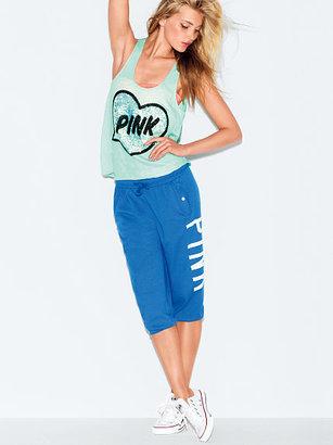 Victoria's Secret PINK Bling Crop Tank