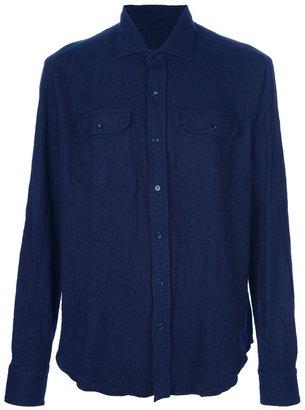 Salvatore Piccolo flannel shirt