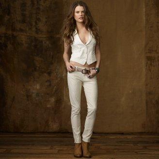 Denim & Supply Ralph Lauren Lace Vest