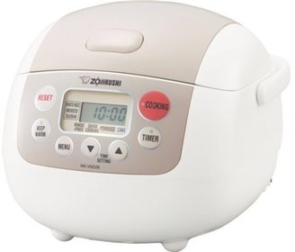 Zojirushi 3-c. Micom Rice Cooker and Warmer, White