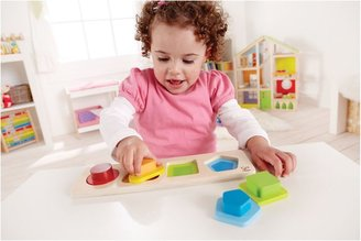 Hape Early Explorer First Shapes Puzzles
