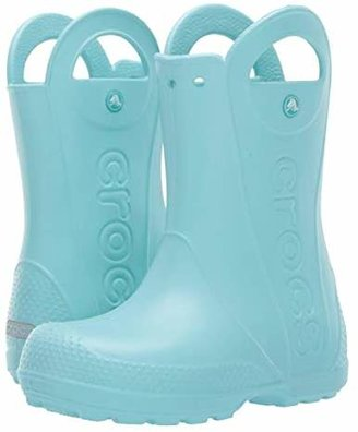 Crocs Handle It Rain Boot (Toddler/Little Kid)