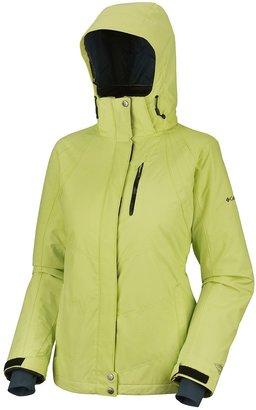 Columbia Whirlibird Interchange Omni-Heat® Ski Jacket-Insulated, 3-in-1 (For Plus Size Women)