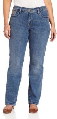 Levi's Women's Plus-Size 512 Straight Leg Jean
