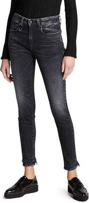 R 13 Alison Skinny Ankle Jeans