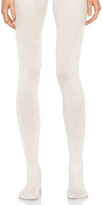 A.P.C. Collant Tights in Beige