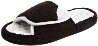 Isotoner Women's Microterry Spa Slide