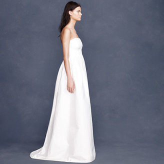 J.Crew Collection Lucinda ball gown