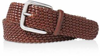 "Polo Ralph Lauren Savannah"" Braided Belt"