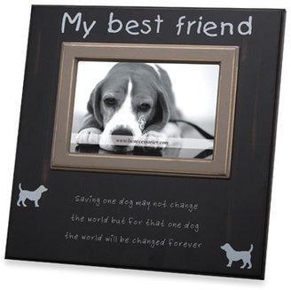Bed Bath & Beyond Best Friend 4-Inch x 6-Inch Rescue Dog Photo Frame