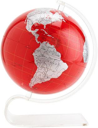 Spherical Concepts Large Burgundy Earthsphere