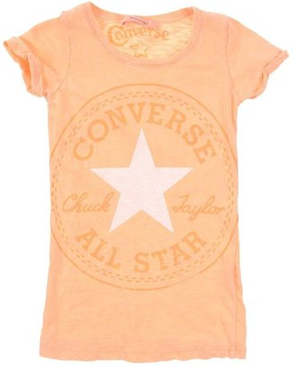 Converse Short sleeve t-shirts