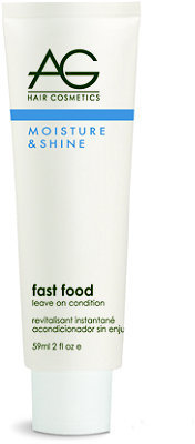 Ulta AG Hair Travel Size Moisture & Shine Fast Food Leave On Condition