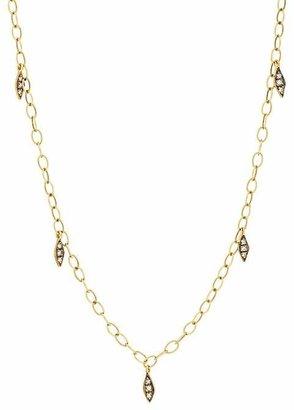 Cathy Waterman Women's Fringe Necklace