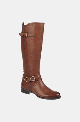 Naturalizer 'Juletta' Tall Riding Boot (Wide Calf) (Online Only)