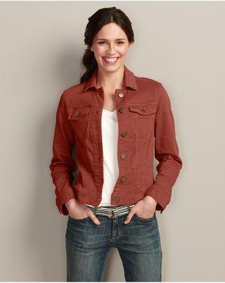Eddie Bauer Classic Jean Jacket - Color Denim
