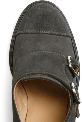 Brooks Brothers Double Monk Strap Bootie