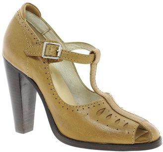 YMC Heeled T Bar Shoe