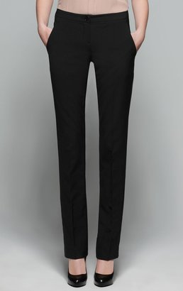 Theory Rosel Tailor Straight Leg Pant