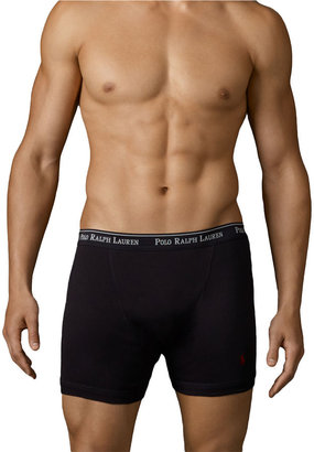 Polo Ralph Lauren Assorted Boxer Brief Three-Pack