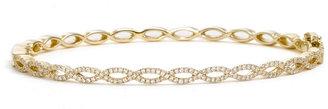 Nordstrom Bony Levy 'Stackable' Diamond Twist Bangle Exclusive)