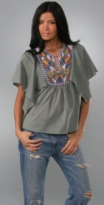 Antik Batik Squaw Top