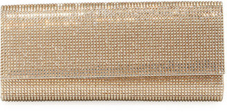 Judith Leiber Couture Ritz Fizz Crystal Clutch Bag