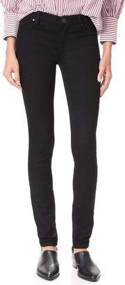 Blank Denim Skinny Jeans $78 thestylecure.com