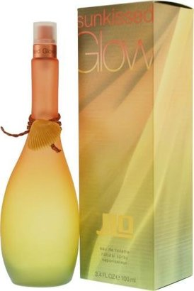 Sunkissed Glow for Women by Jennifer Lopez, Eau De Toilette, 3.4 Ounces $65 thestylecure.com