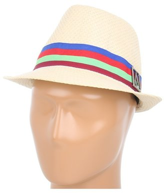 Volcom Candy Shop Fedora (Natural) - Hats