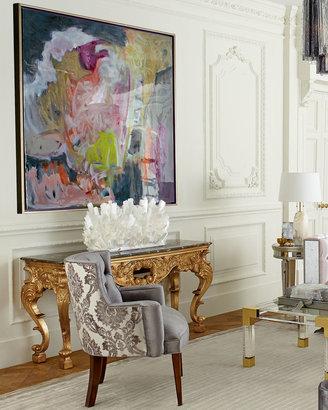 Haute House Tiffany Damask Chair