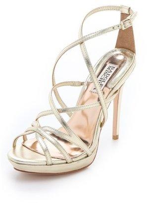 Badgley Mischka Adonis II High Heel Sandals