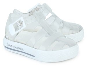 Dolce & Gabbana Branded Jelly Shoes