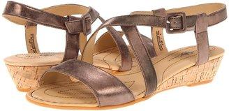 Børn Yelena - Crown Collection (T Moro (Dark Brown) Metallic) - Footwear