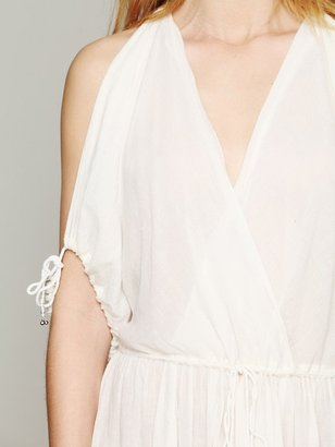 Free People Open Shoulder Maxi Dress