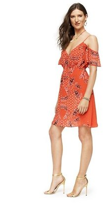 Juicy Couture Fractured Floral Dress