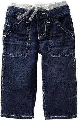 Gap Utility knit-waist original fit jeans