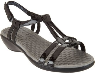 Clarks Collection T-Strap Sandals - Sonar Aster