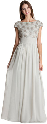JS Collections Embellished Top Gown