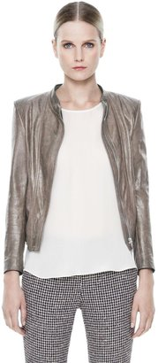 Theyskens' Theory Janner Jacket in Nomi Leather