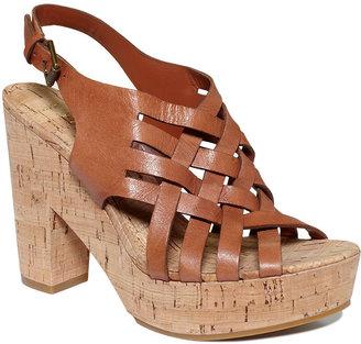 Lauren Ralph Lauren Lauren by Ralph Lauren Shoes, Hallie Platform Sandals