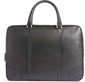 Brooks Brothers Buffalo Soft Briefcase