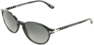 Persol PO3015S (Grey Horn/Gradient Smoke Lens) - Eyewear