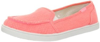 Roxy Women's Lido II Loafer,Coral,8 B US