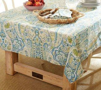 Rosalie Paisley Tablecloth